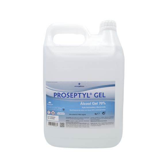 Proseptyl Álcool-Gel 5 Litros
