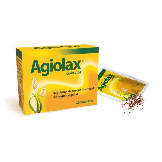 Agiolax - 20 saquetas granulado