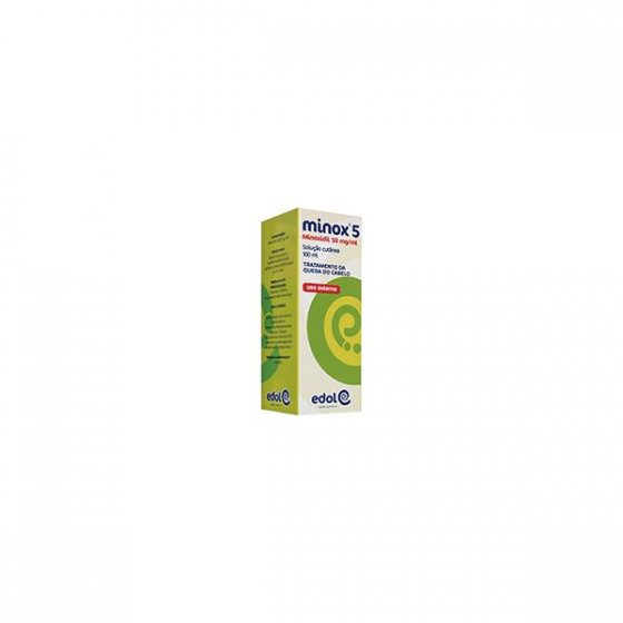 Minox Anti Queda Solução Cutânea 5% 60ml