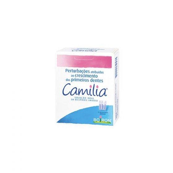 Camilia solução oral 10 unidoses