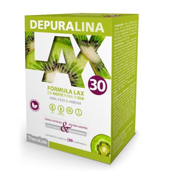 Depuralina Lax Comp X30 comps