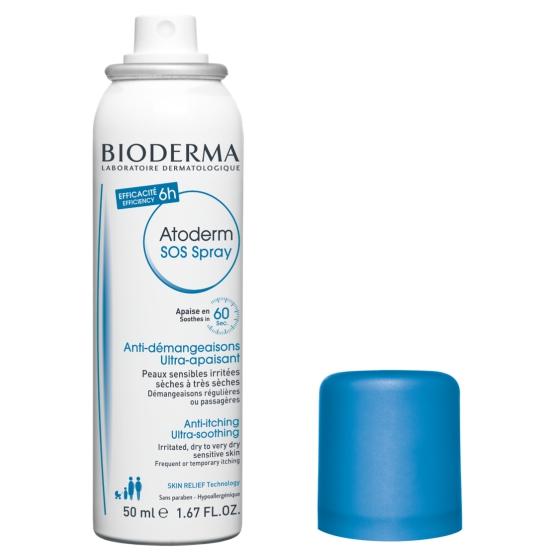 Atoderm Bioderma Sos Spray 50ml