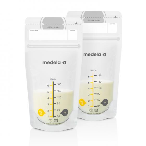 Medela Sacos para leite materno de 25 unidades