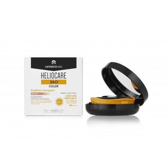 Heliocare 360º Color Cushion Compacto SPF 50+ 15g Bege