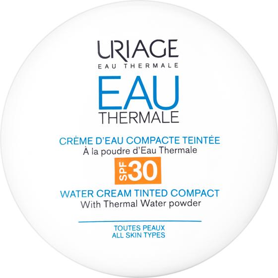 Uriage Eau Thermal CREME DE ÁGUA COMPACTO COM COR SPF30 10G