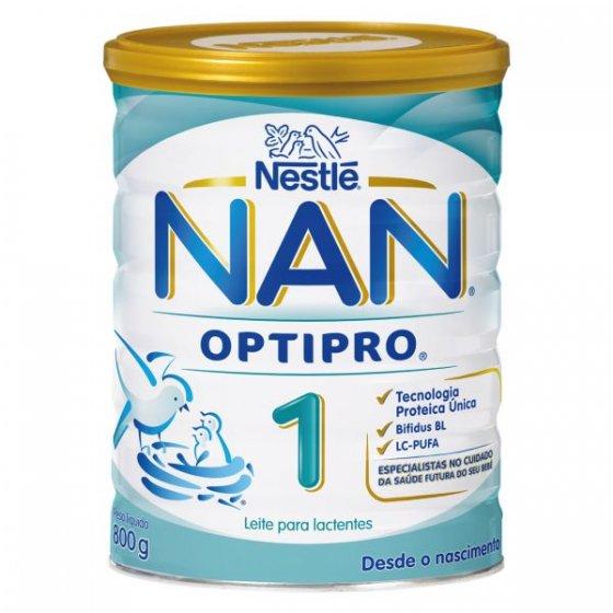 Nan Optipro 1  Leite Lactentes 800g