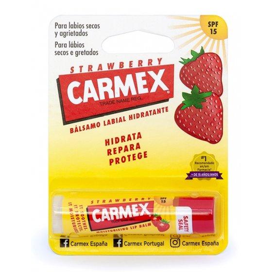 CARMEX STICK MORANGO SPF15