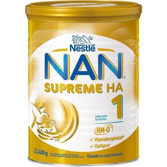 Nan Supreme Ha1 Leite Lactente 400g