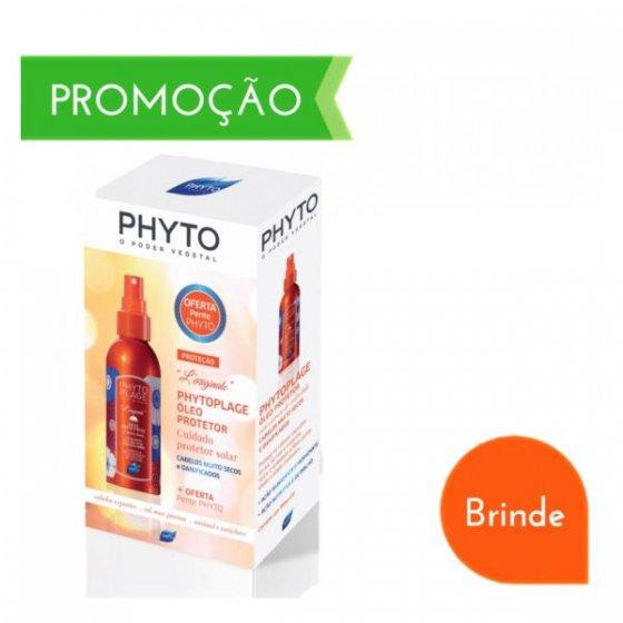 PHYTOPLAGE Óleo protetor 100 ml com Oferta de Pente
