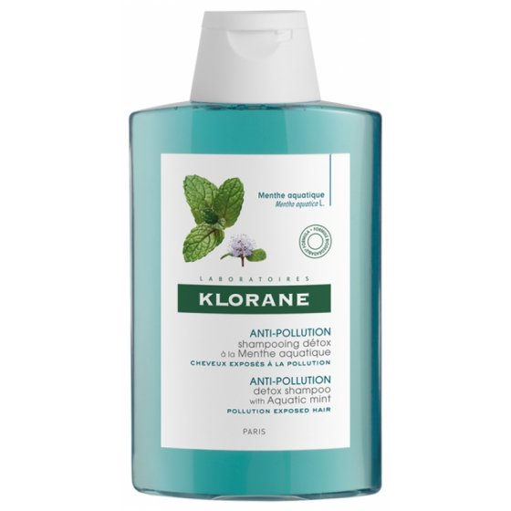 Klorane Champo Menta Aquatica 200 ml