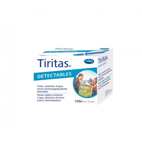 Tiritas Detectables 19x72mm X 100