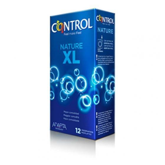 Control Originals Nature XL Preservativos 12 unid.