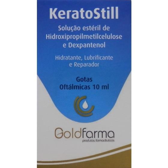 Keratostill Gts Oft 0,3% 10 Ml