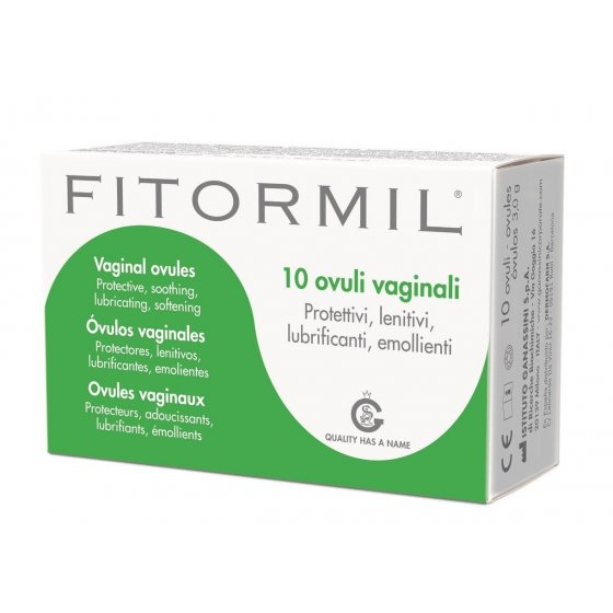 Fitormil Ovulo X 10