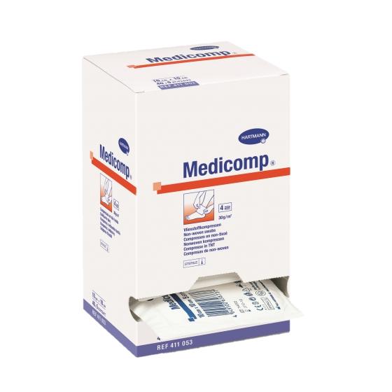 Medicomp® Compressa Estéril 5x5cmx25x 2