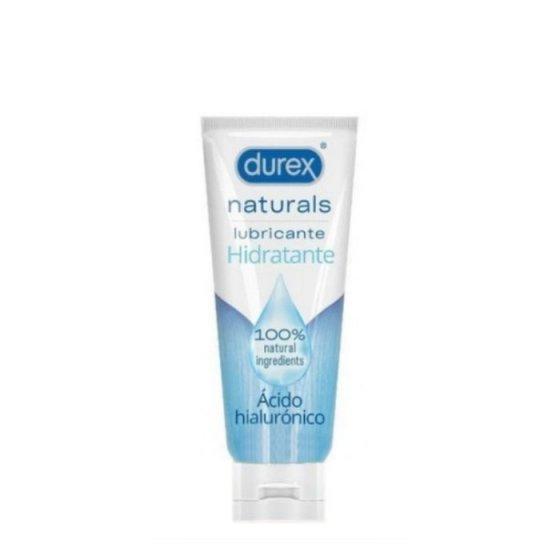 Durex Naturals Natural Gel Lubrificante Hidratante 100 ml