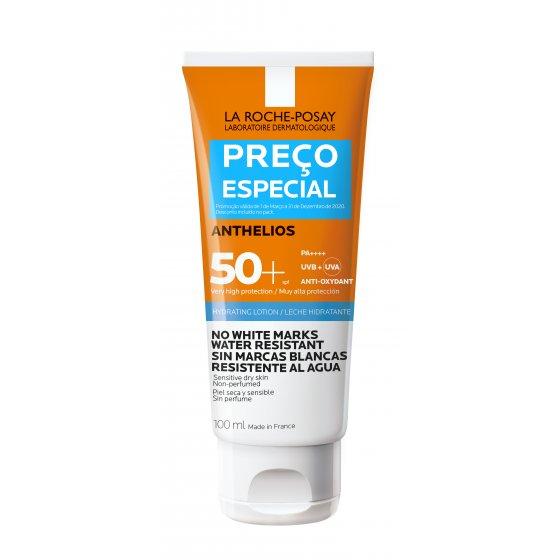 La Roche-Posay Anthelios XL Comfort Leite sem perfume SPF50+ 100 ml com Preço especial