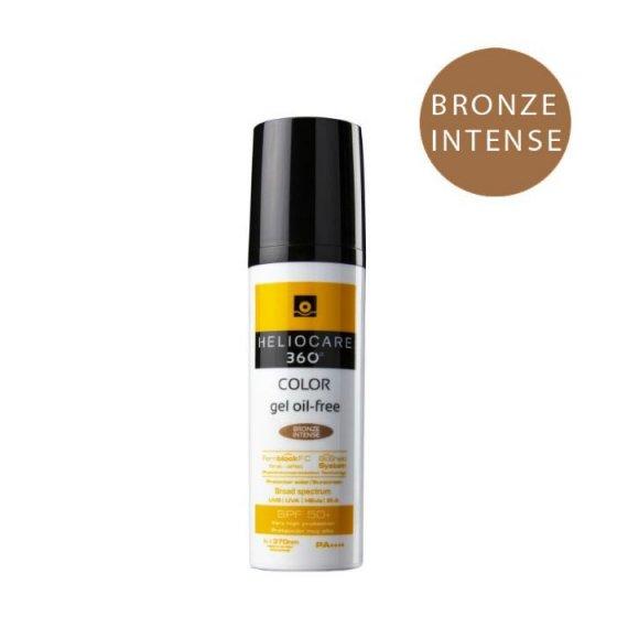 Heliocare Color Gel Oil-Free SPF50+ Bronze Intenso 50ml