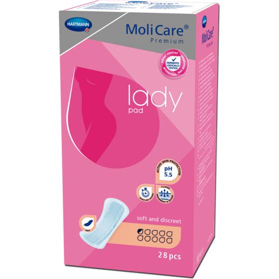 Molicare Premium Lady Pad 0,5G X28