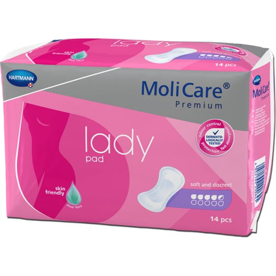 Molicare Premium Lady Pad 4,5G X14