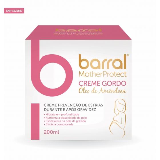 Barral Motherprot Cr Gordo Oleo Amend 200Ml