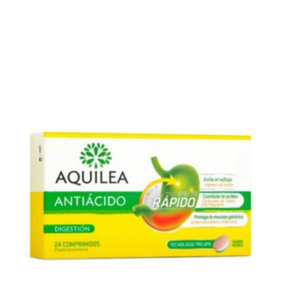 Aquilea Antiácido Comprimidos 24un.