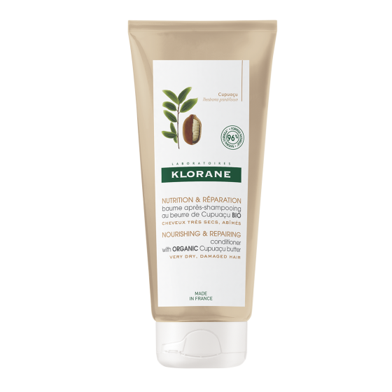Klorane Capilar Bálsamo Manteiga De Cupuaçu Bio 200ml