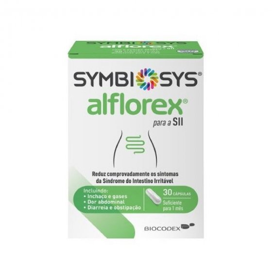 Symbiosys Alflorex 30 Cápsulas