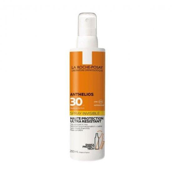 La Roche-Posay Anthelios Spray Invisivel SPF30 200ml