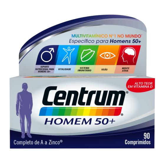 Centrum Homem 50+ X90