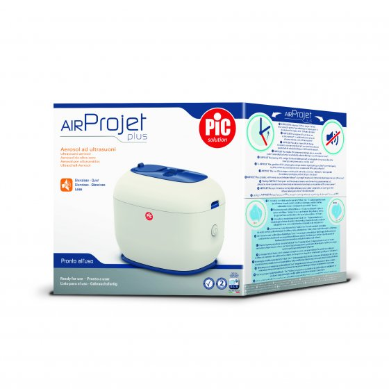 PIC Air Project Plus Nebulizador