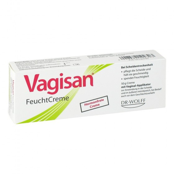 Vagisan Cr Vaginal Hidratante 50g