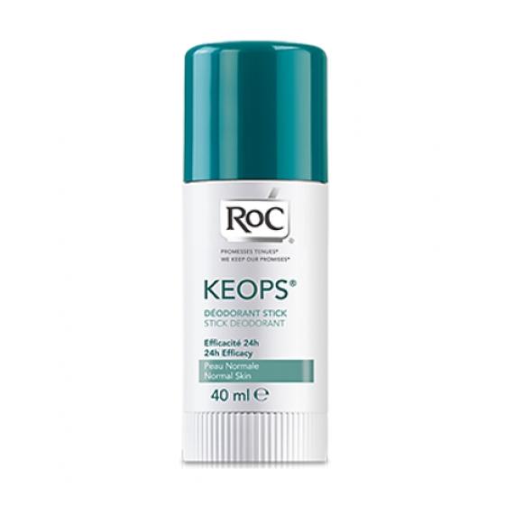 Roc Higiene Deo Keops Stick 40 Ml