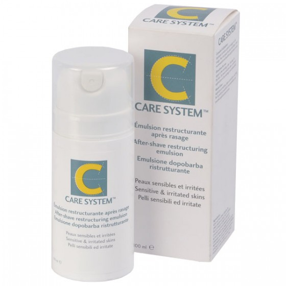 Care System Emulsao Barba 100 Ml