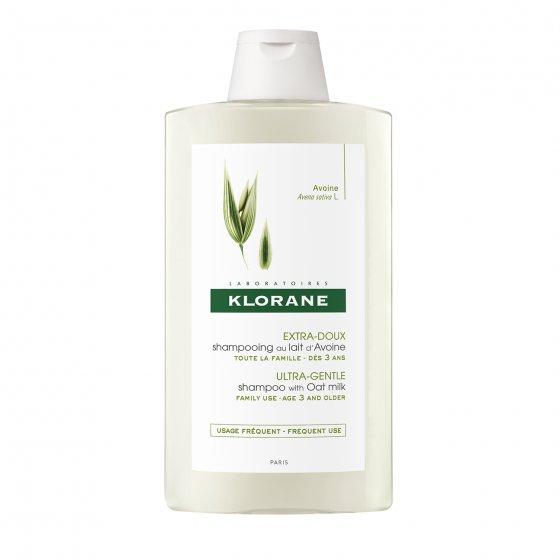 Klorane Shampoo de Leite de Aveia 400ml