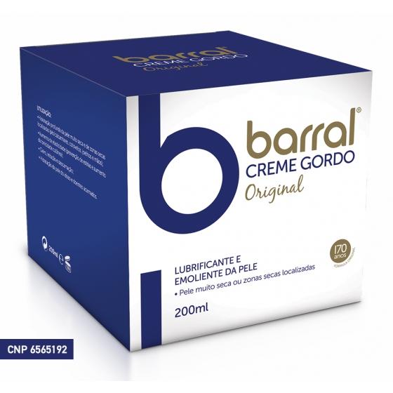 Barral Cr Gordo 200ml