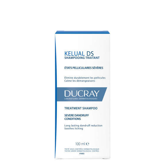 Ducray Kelual DS Shampoo Dermatite Seborreica 100ml