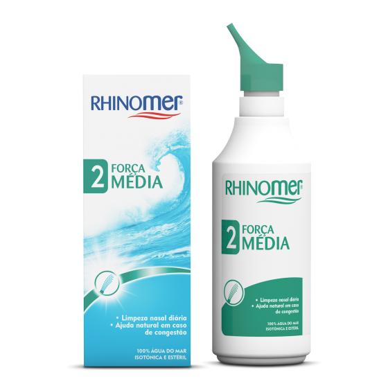 Rhinomer Força Média 135 ml