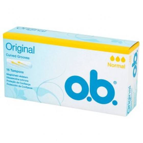 Ob Normal Tampao X 16