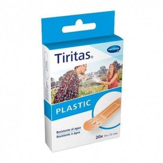 Tiritas® Plastic Penso 19x72 Mm X 20