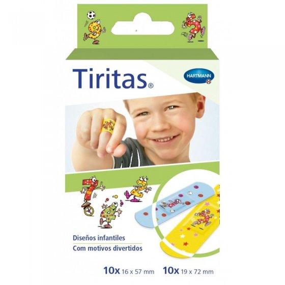 Tiritas Kids Penso X 20