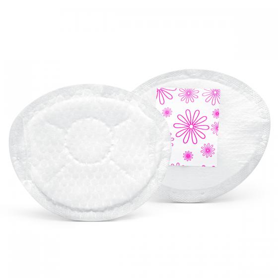 Medela Protectores de seios absorventes e descartaveis Safe & Dry™ Ultra thin 30 unidades