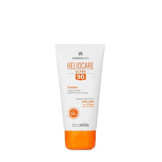 Heliocare Ultra 90 Protetor Solar FPS50+ Creme 50ml