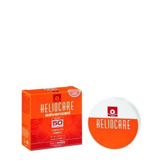 Heliocare Oil Free Compacto Spf50 Claro 10g