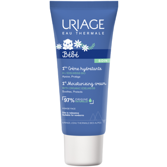 Uriage Bebe 1º Creme Relipidante 40 ml
