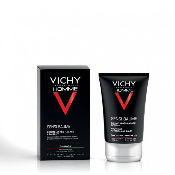 Vichy Homme Sensi Bals Miner 75ml
