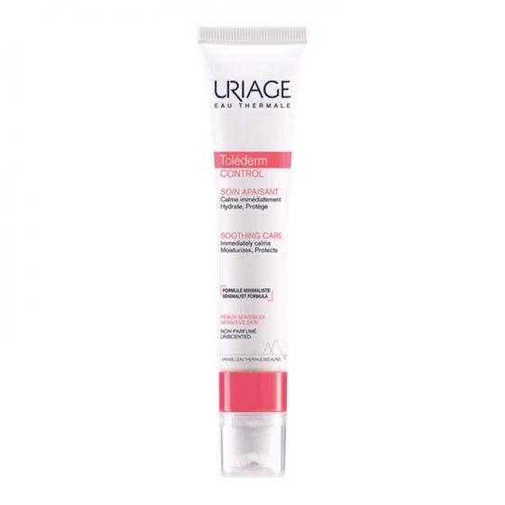 Uriage Toléderm Control Creme Rico Apaziguante - 40 mL