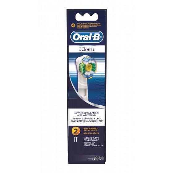 Oral B Rec Esc Elect 3d White X2