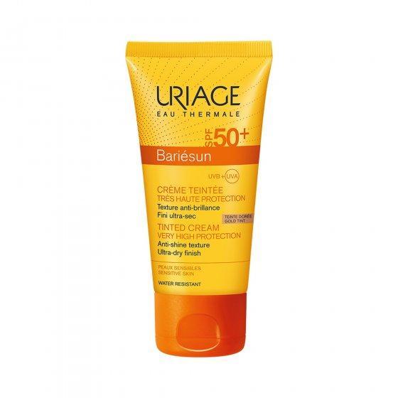 Uriage Bariésun Creme SPF50+ Cor Dourado 50ml