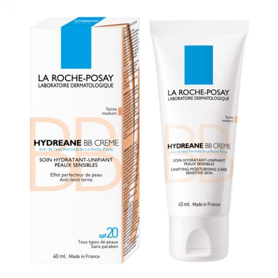 La Roche-Posay Hydreane Creme BB Medium 40ml